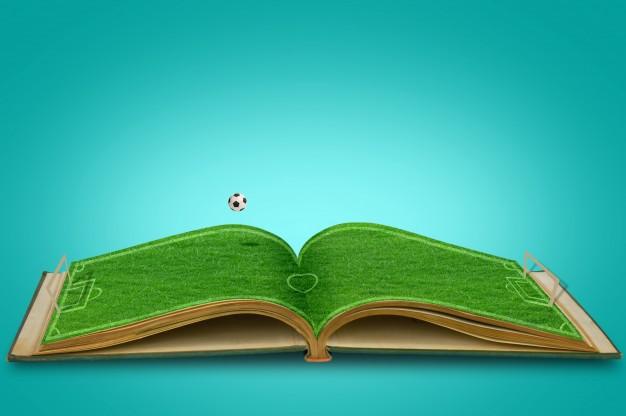 aprire erba libro verde dello stadio di calcio con il calcio 1232 2093 - Le regole del Fantacalcio