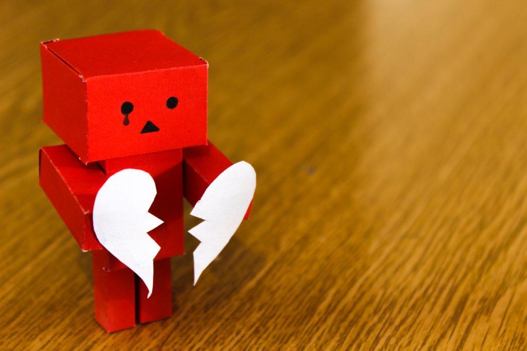 cuore spezzato 1024x682 - Mai puntare su una sola squadra o sulla squadra del cuore nel Fantacalcio