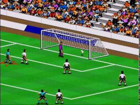 FIFA INTERNATIONAL SOCCER - La storia dei Videogiochi sul Calcio