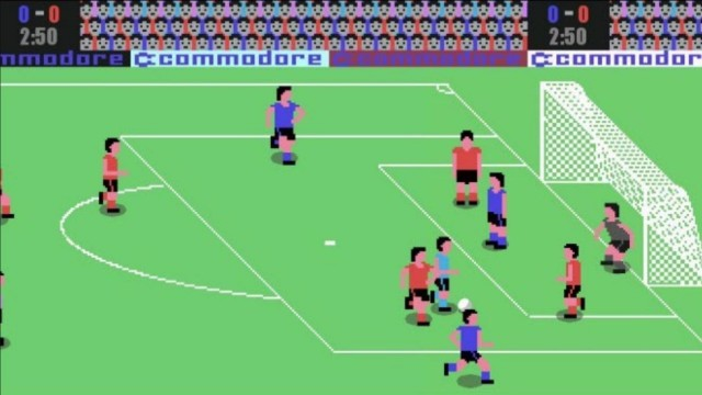 INTERNATIONAL SOCCER - La storia dei Videogiochi sul Calcio