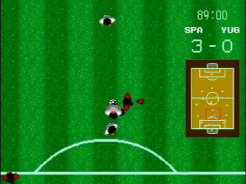ITALIA 90 - La storia dei Videogiochi sul Calcio