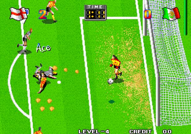 SUPER SIDEKICKIS - La storia dei Videogiochi sul Calcio