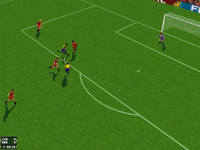 fifa 96 ss4 - La storia dei Videogiochi sul Calcio