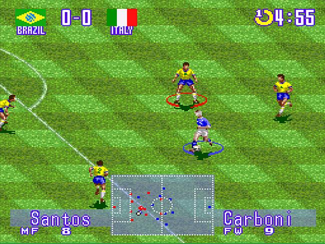 international superstar soccer - La storia dei Videogiochi sul Calcio
