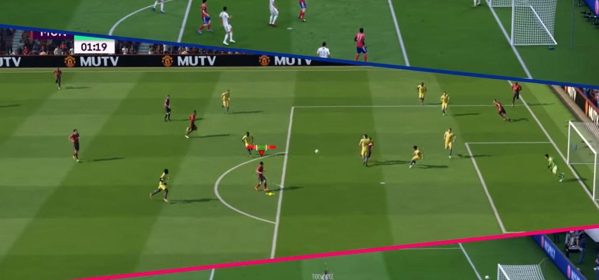 gameplay fifa19 e1537700036356 - FIFA o PES 19: Quali sono le novità per conquistare i players in questa nuova stagione