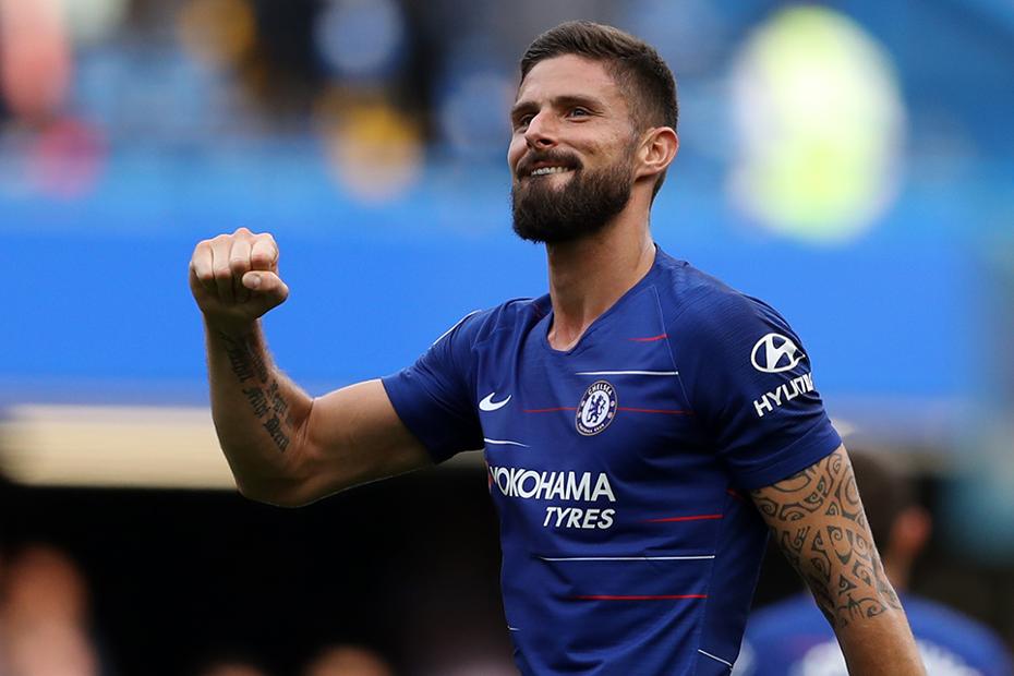 Olivier Giroud Chelsea lead - 6 attaccanti a parametro zero da prendere!