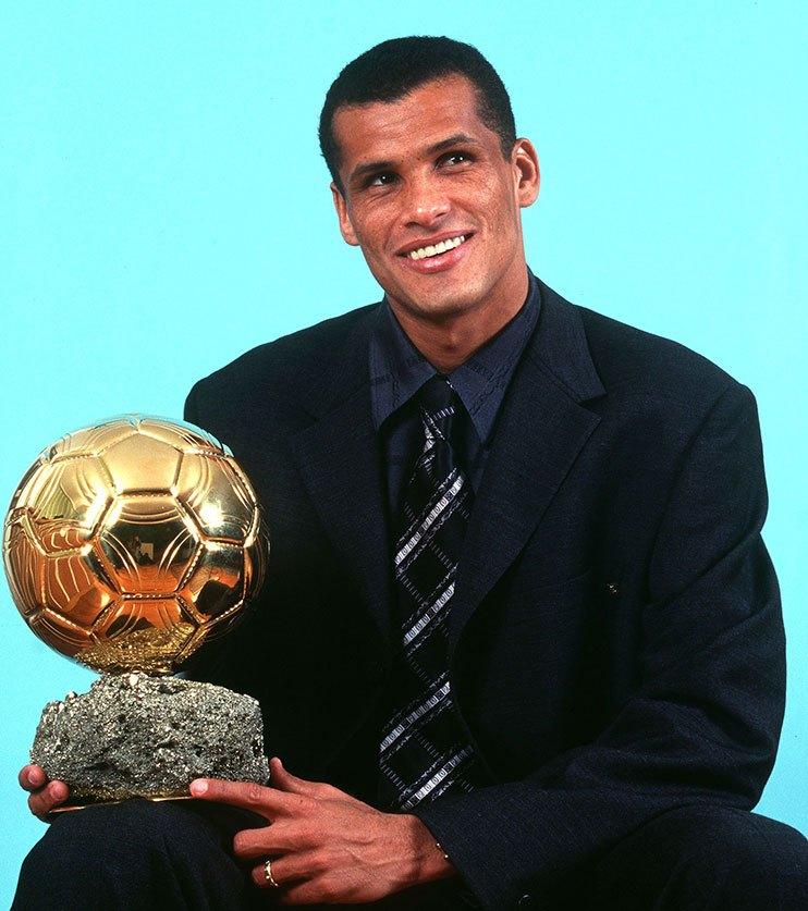 rivaldo pallone doro - Rivaldo: l'umile che conquistò il mondo
