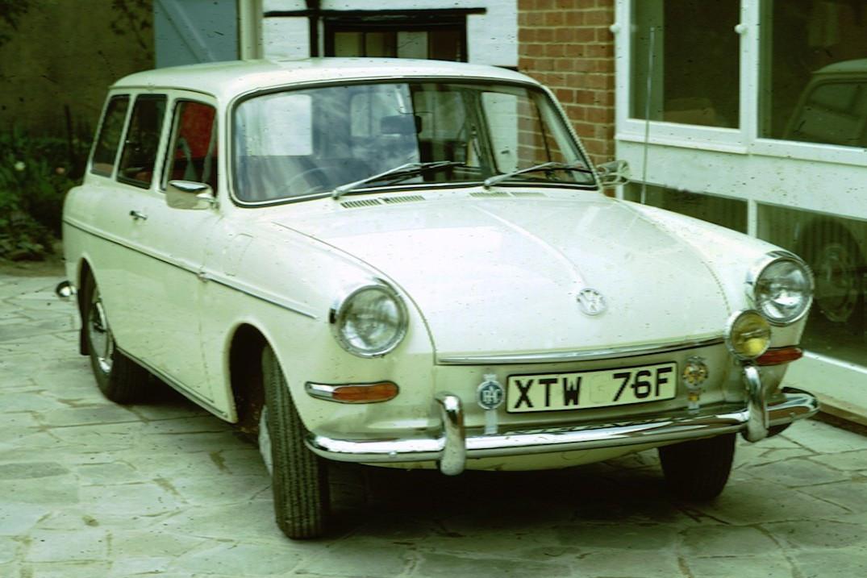 Volkswagen 1600 TL Variant 1968 - Marcelo Vieira, il campione venuto dal nulla