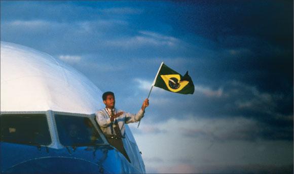 romario no avião da muamba - Marcelo Vieira, il campione venuto dal nulla